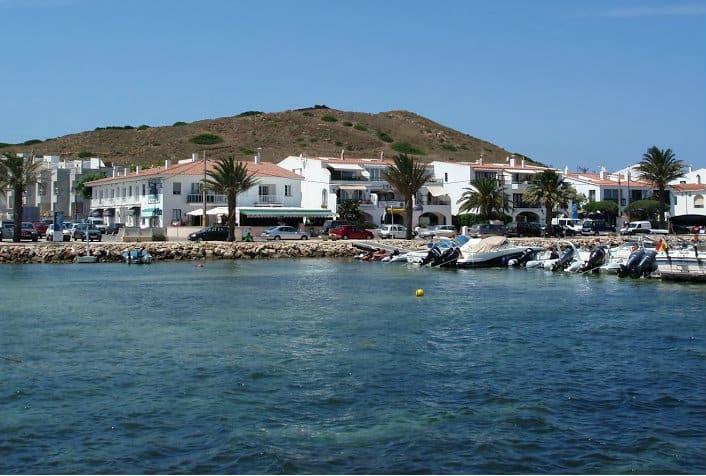 Minorka - wakacje w Hiszpanii