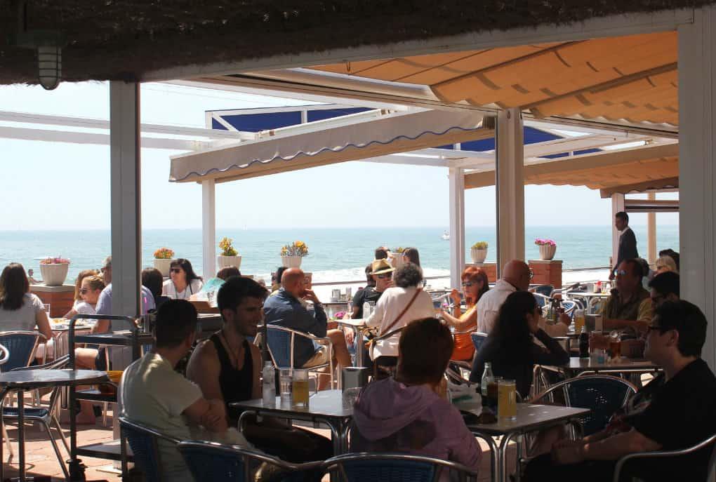Restauracje w Sitges