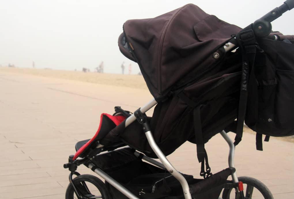 Barcelona z niemowlakiem - wózkiem po Barcelonie