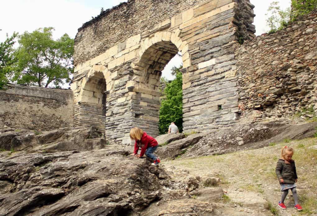 Zwiedzanie Piemontu - Susa