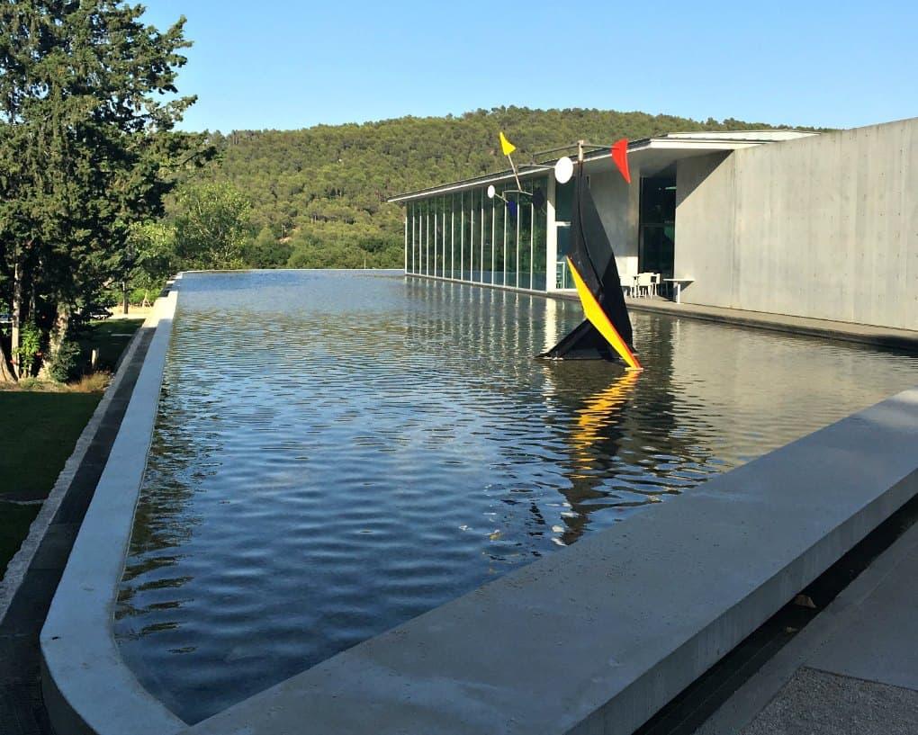 centrum sztuki autorstwa Tadao Ando