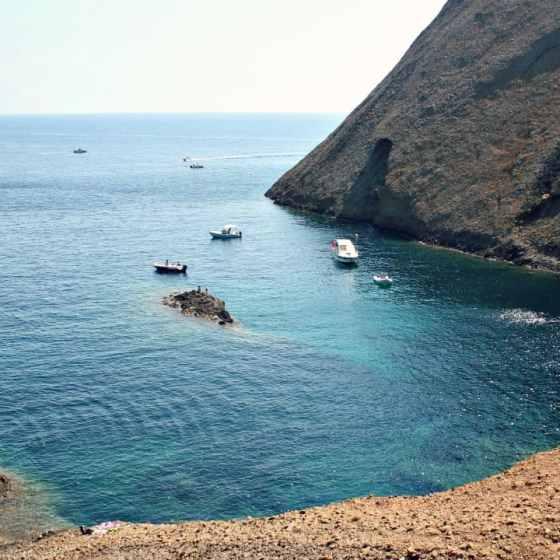 Calanques - atrakcje Marsylii