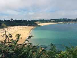 Cancale - plaże