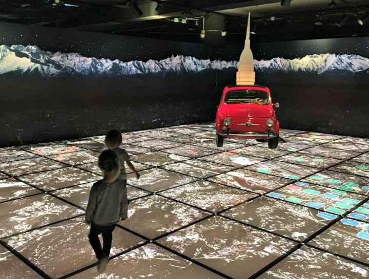 Turyn Muzeum Samochodów