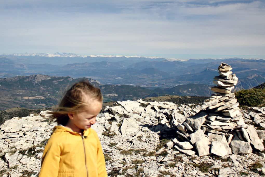 Montagne Lure - górna Prowansja