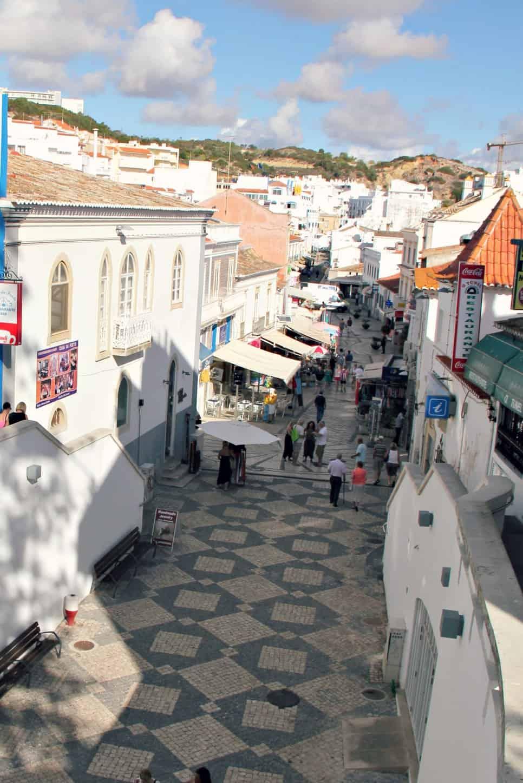 Algarve gdzie się zatrzymać - Albufeira