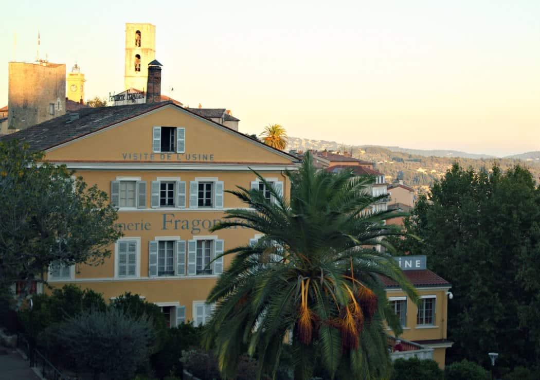 Lazurowe Wybrzeże  - Grasse - Perfumeria