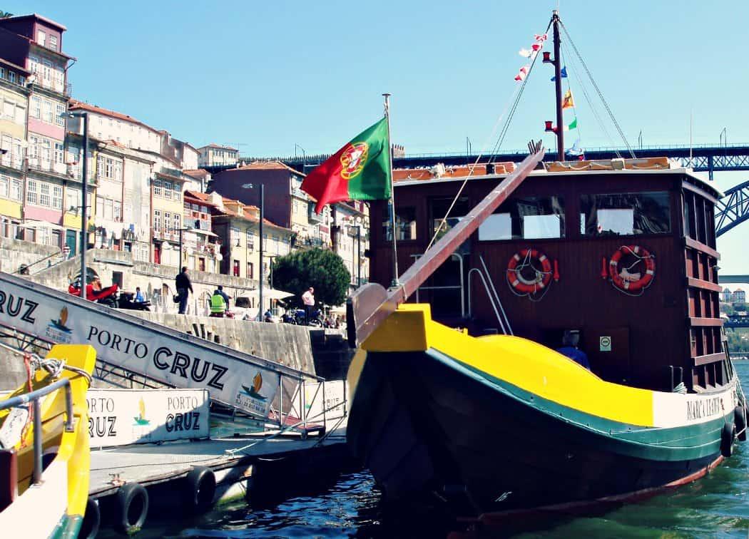 Zwiedzanie Porto - rejsy po Douro