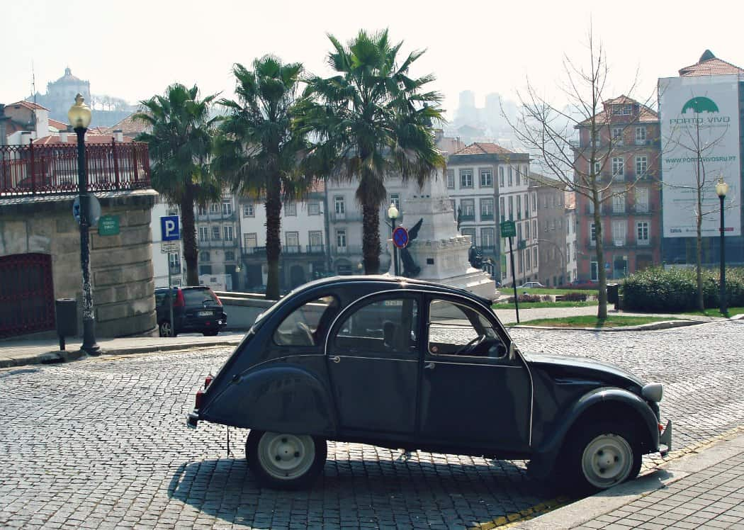 Zwiedzanie Porto