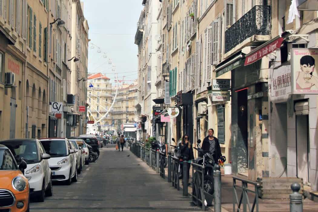 Atrakcje Marsylii