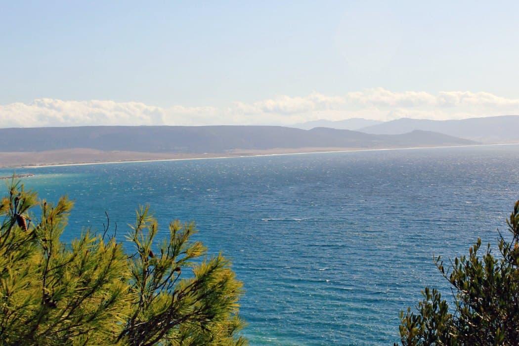 Andaluzja gdzie nad morze