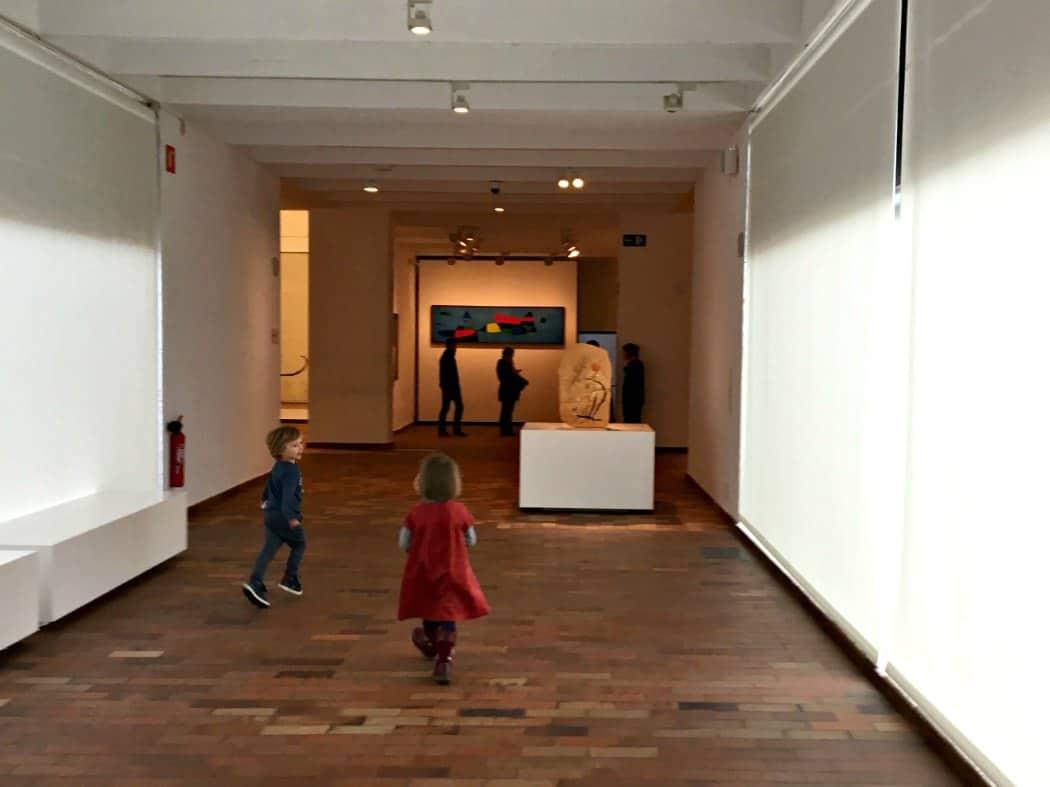 Zwiedzanie Barcelony - Fundacja Miró
