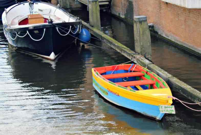 Kanaly Amsterdamu