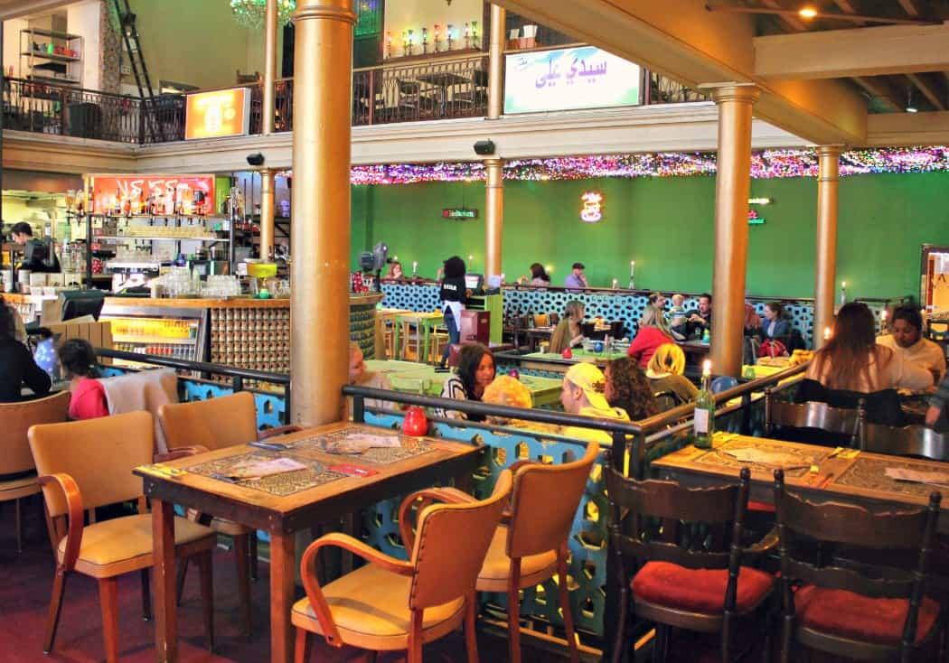 Bazar - restauracje dla dzieci Amsterdam