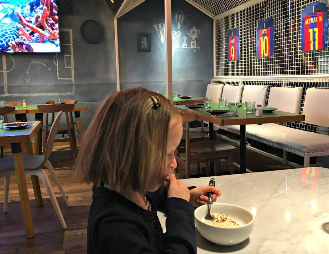 Restauracje w Barcelonie