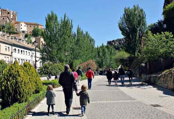 Cuenca - zwiedzanie z dziećmi