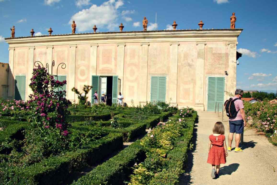 Ogrody Boboli we Florencji