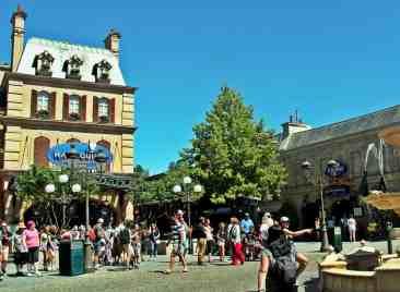 Disney Studios - Paryz
