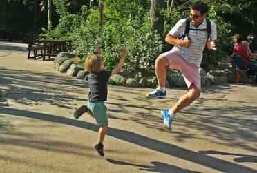 Disneyland z czterolatkiem