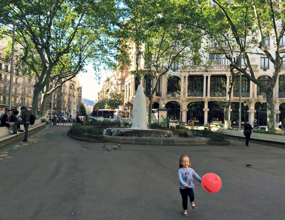Barcelona - gdzie szukać noclegu - subiektywny przegląd dzielnic