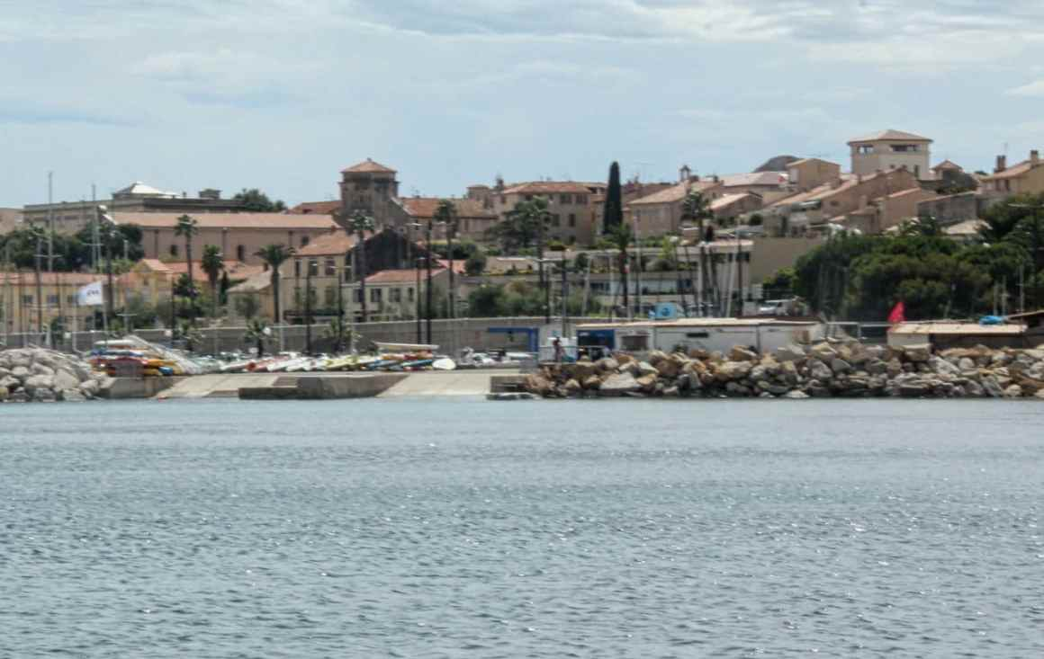 La Ciotat - okolice Marsylii