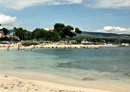 Plaże w La Ciotat
