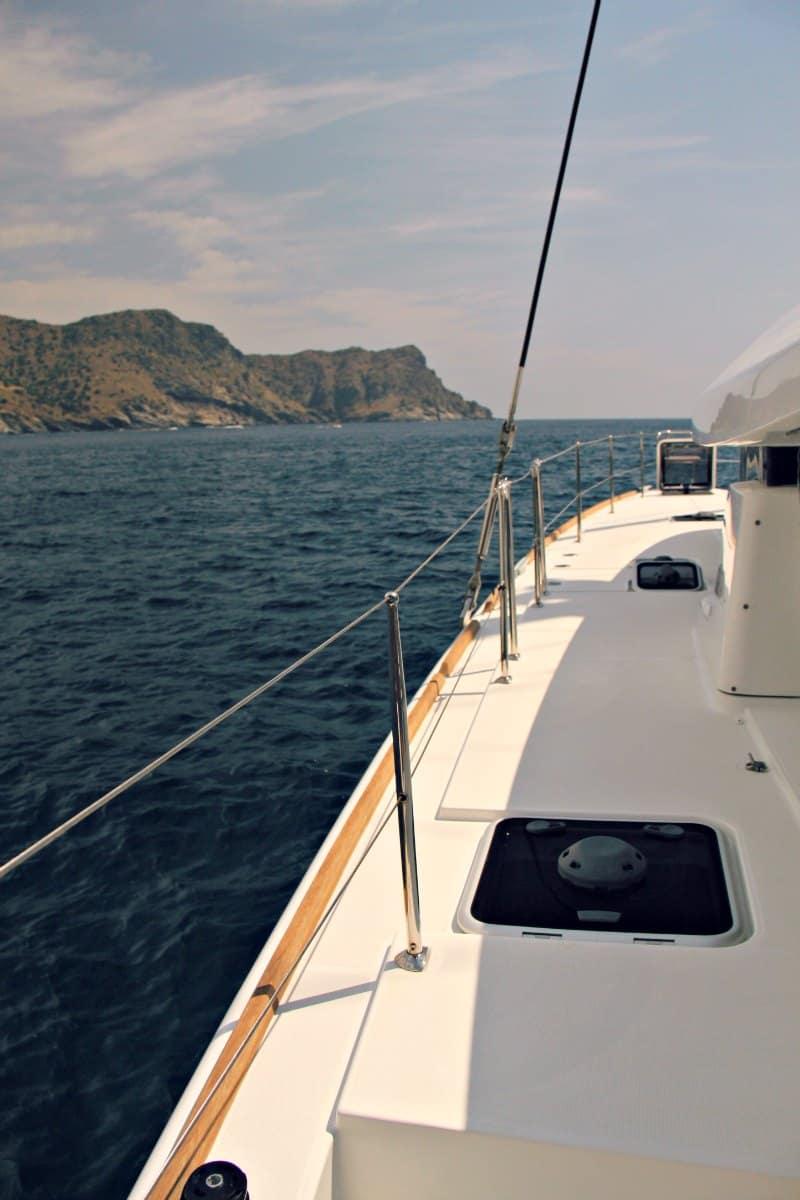 Rejs katamaranem wokół Cap de Creus