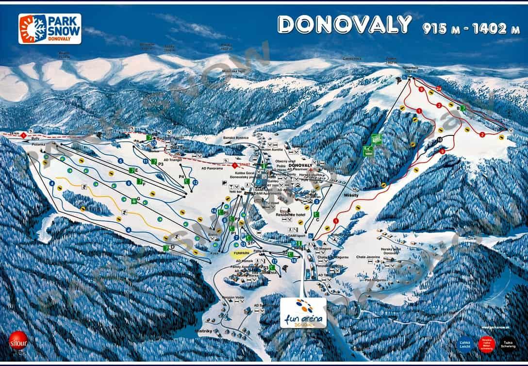 Słowacja gdzie na narty z dzieckiem