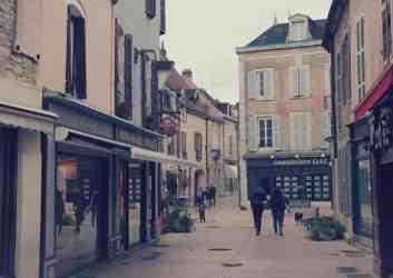 Miasteczka Burgundii
