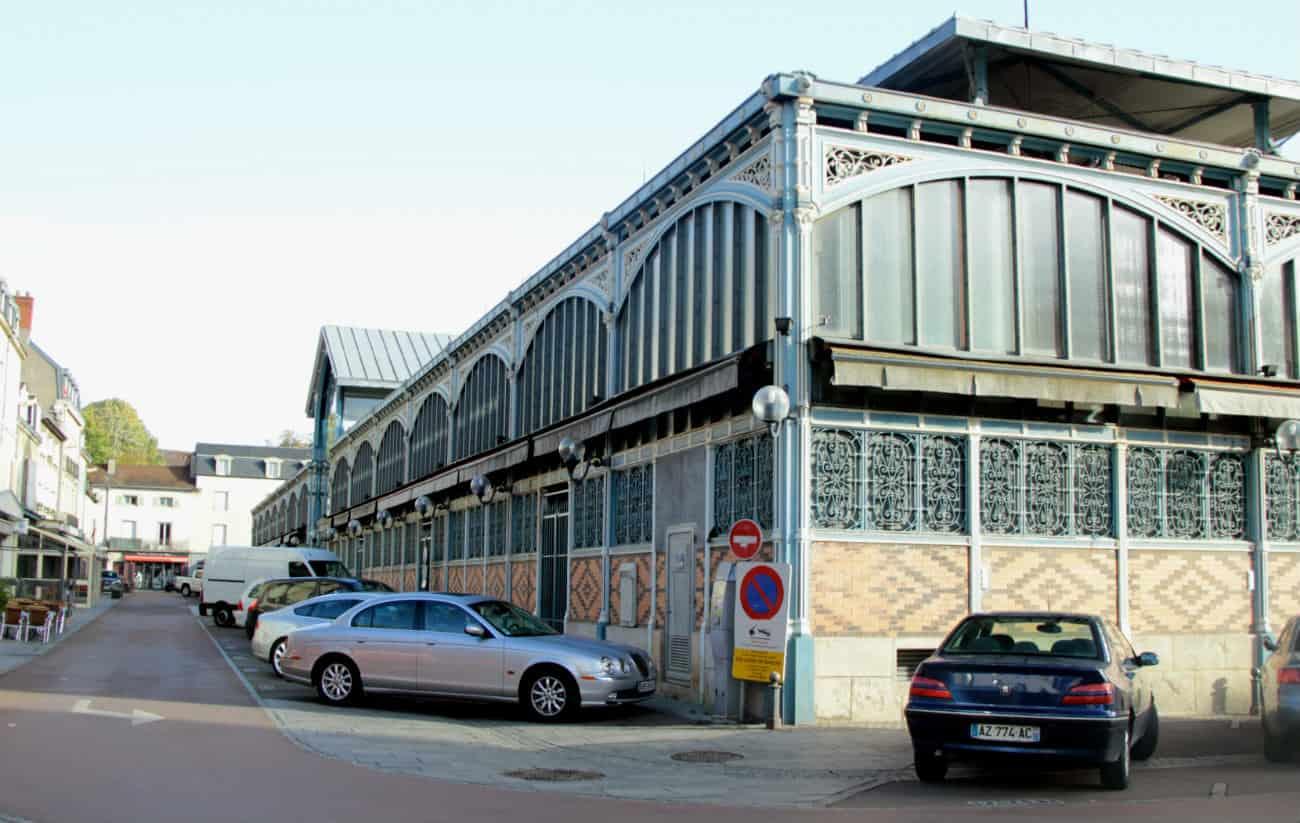 Les Halles w Dijon