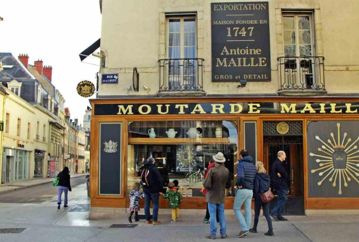 Atrakcje Dijon