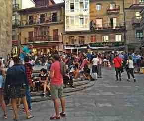 Zwiedzanie Vigo