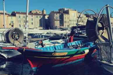 Atrakcje Lazurowego Wybrzeża - Saint-Tropez