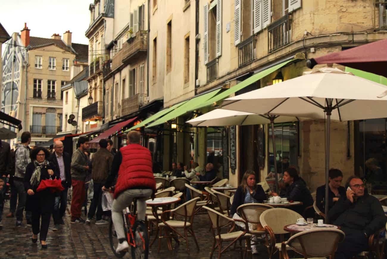 Weekend w Dijon