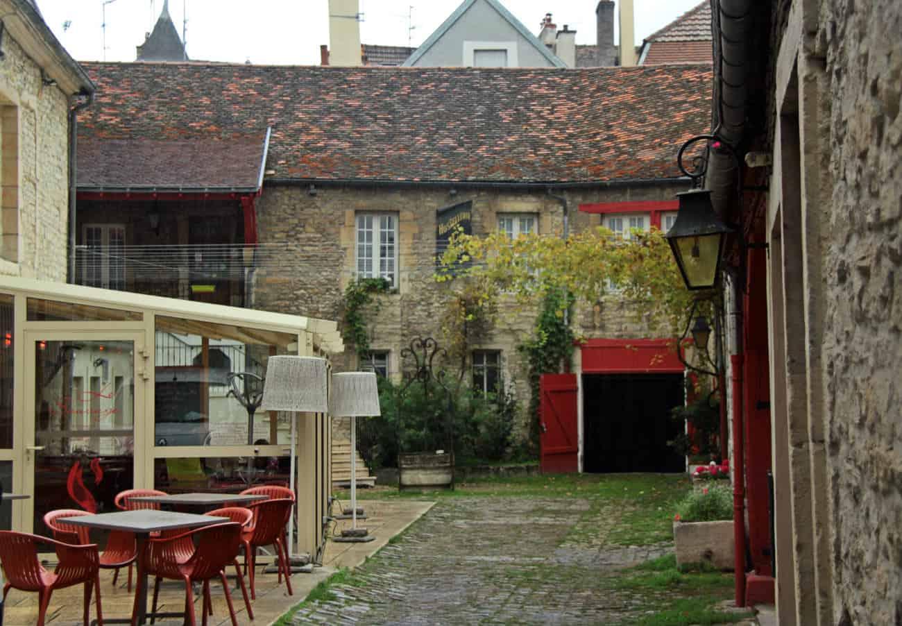 Weekend w Dijon - restauracje