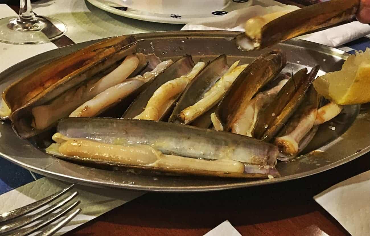 Zwiedzanie Vigo - co jeść w Galicji