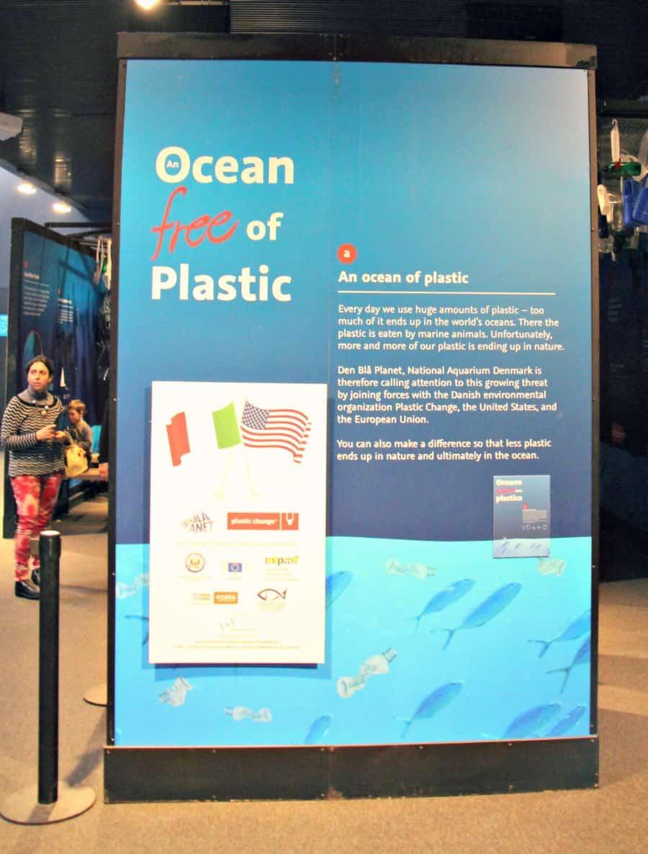 Ocean free of plastic