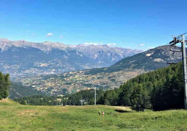szlaki w Alpach z dziećmi