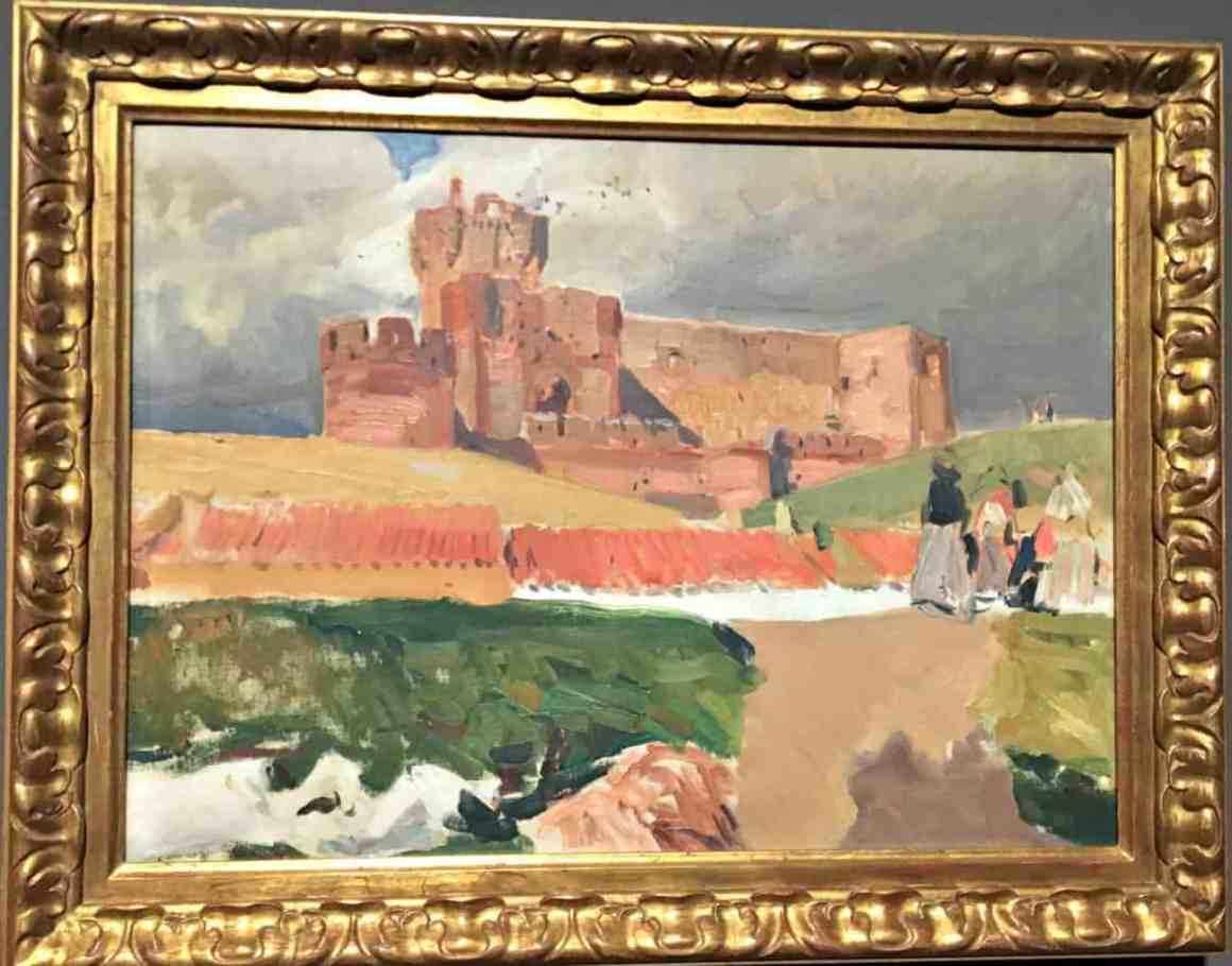 Hiszpanskie malarstwo - Sorolla