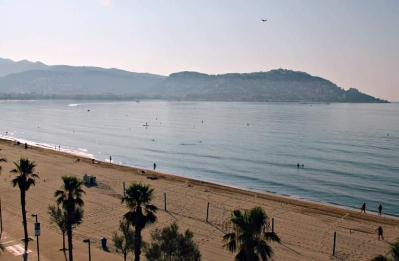 Widok z okna - Hotel Monterrey