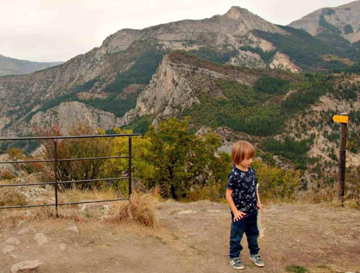 Alpy - szlaki dla dzieci - w góry z czterolatkiem
