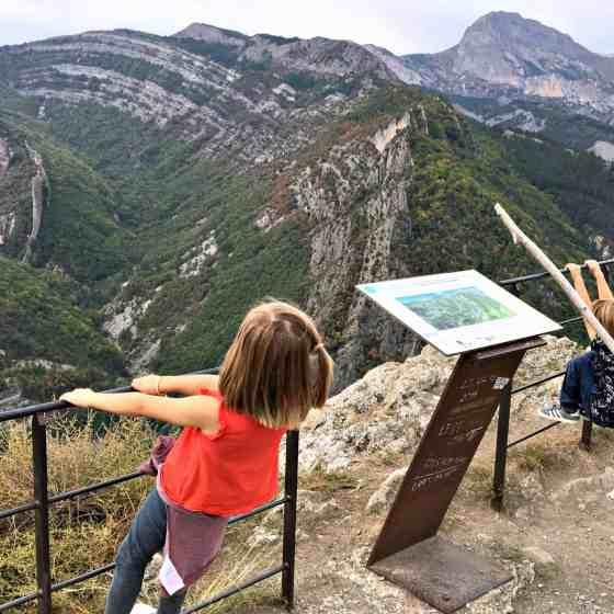 Alpy z dzieckiem