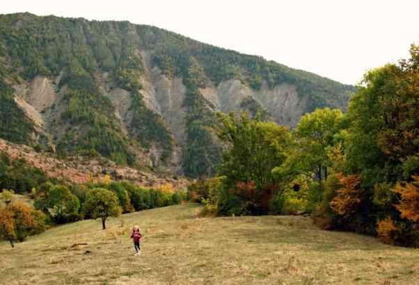 Z dziecmi w gorach