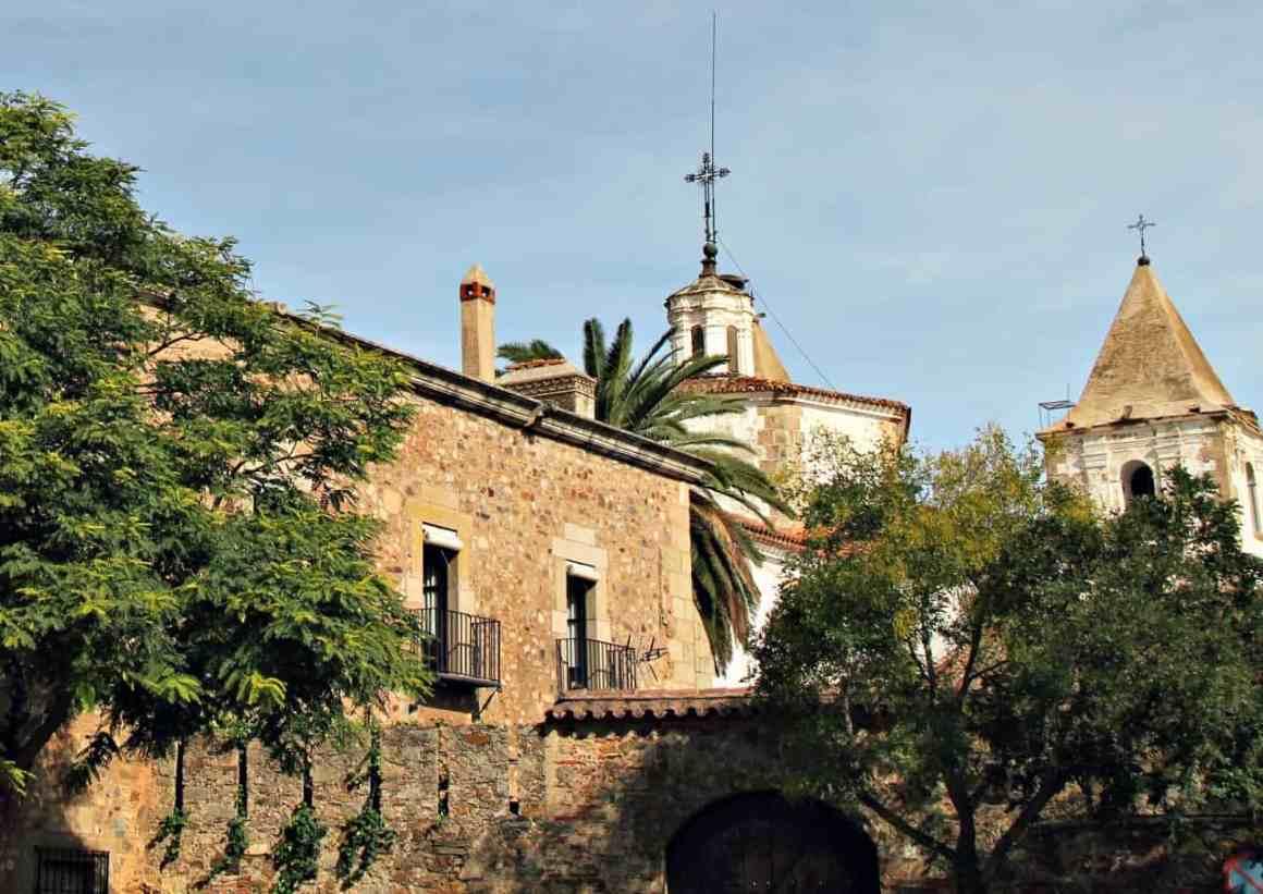 Klimatyczne noclegi w Hiszpanii - Caceres