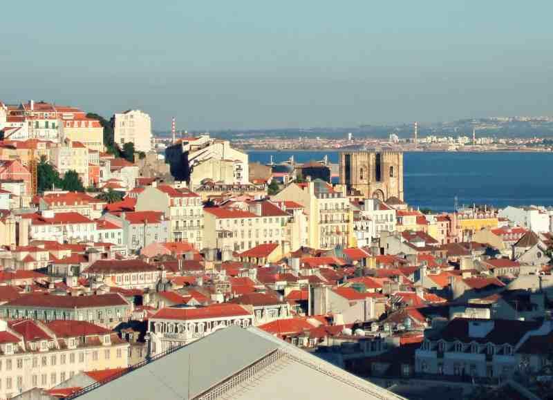 Lizbona z dziećmi
