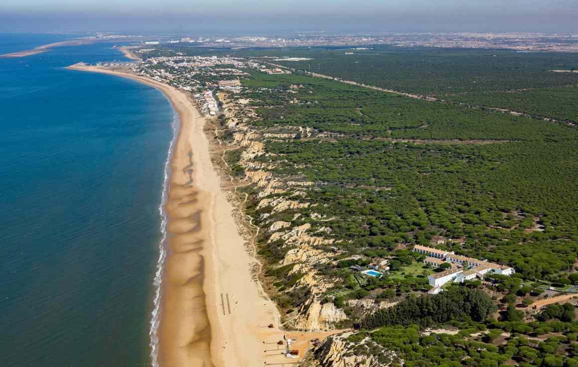 Klimatyczne noclegi w Hiszpanii - Costa de la Luz