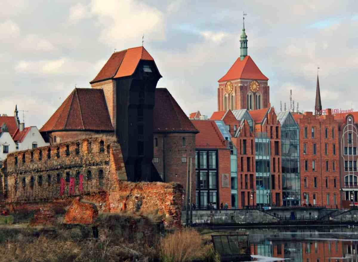 Ciekawe noclegi dla rodzin w Gdańsku
