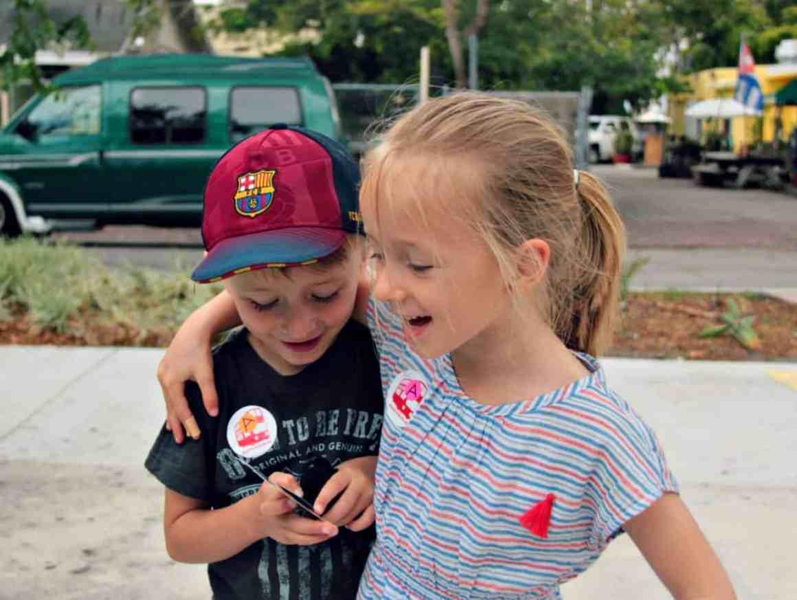 Zwiedzanie Miami z dzieckiem