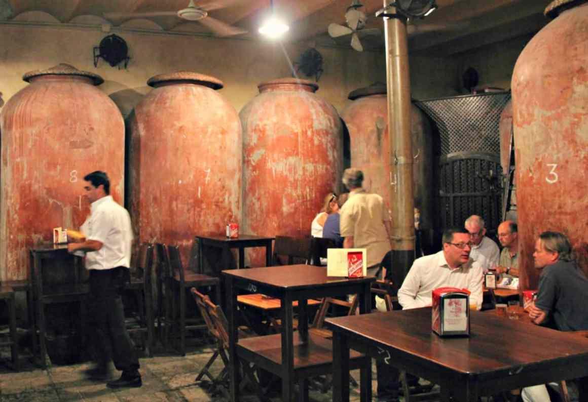 Gdzie jeść w Sewilli