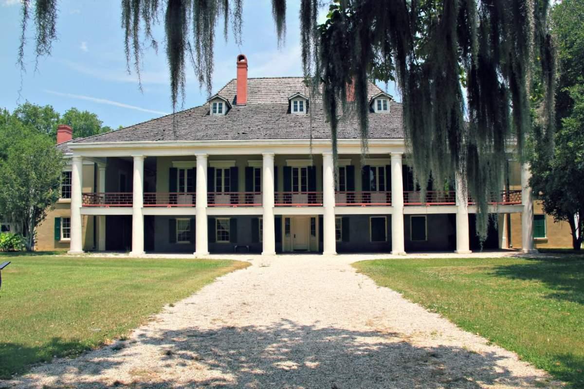Plantacje Luizjany